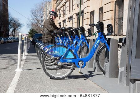 Citibike Bicycle Share