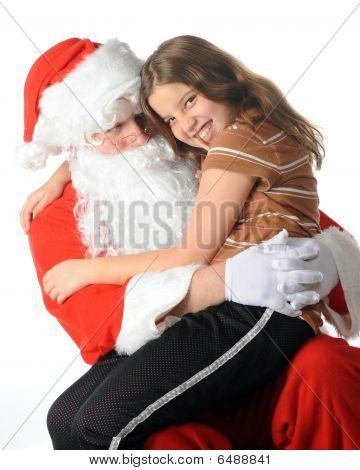 Fun Loving Santa