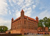 stock photo of mew  - Mewe castle  - JPG