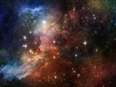image of nebula  - Deep Space series - JPG