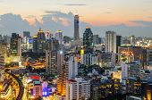 picture of cbd  - Bangkok Central Business District  - JPG