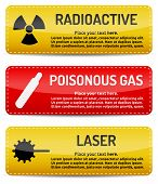 image of radioactive  - Radioactive Poisonous Gas Laser  - JPG