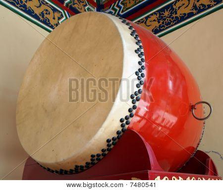 Large Chinese Drum
