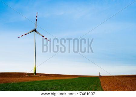 Plains Windmill