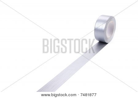Fortified Silver Adhesive Tape