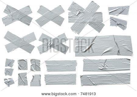 Silver Masking Tape