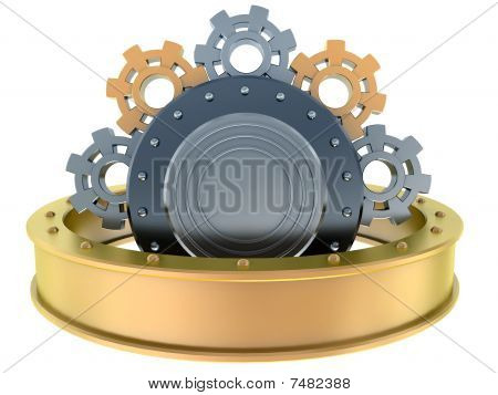 Gold And Steel Gears