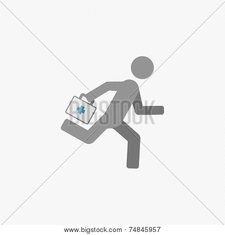 Emergency Flat Icon