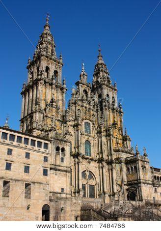 Kathedrale Santiago de Compostela, Spanien