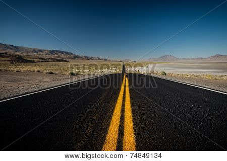 Black Desert Road