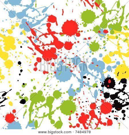 Blots Pattern 2