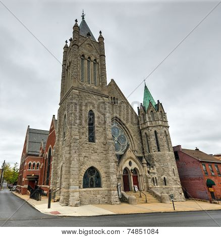 Saint John Lutheran Church - Lancaster, Pa