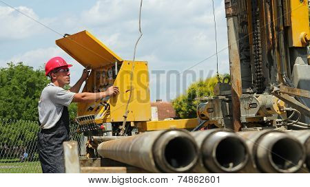 Oir Rig Machine Operator