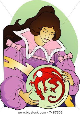 Dragon soñador