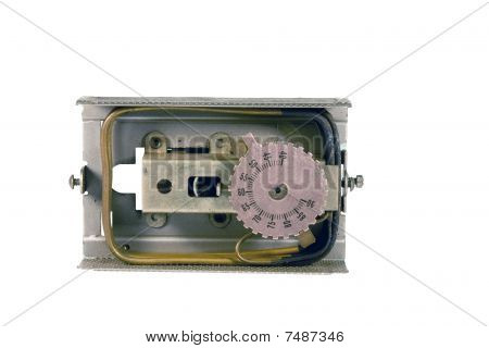 Pneumatic Thermostat