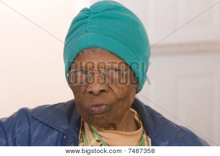 African American Senior Citizen