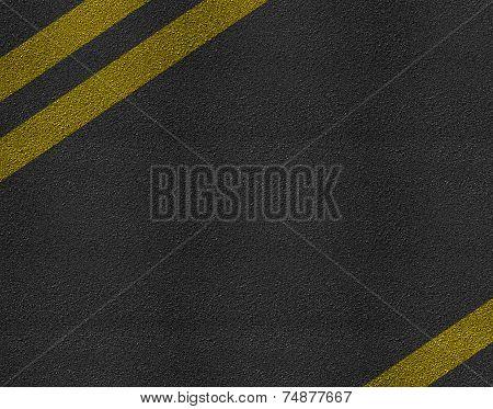 Asphalt Highway Road Texture