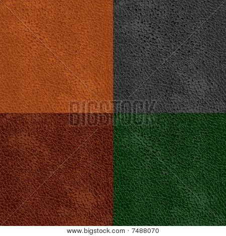 leather seamless pattern