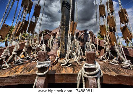 Caravel Forecastle