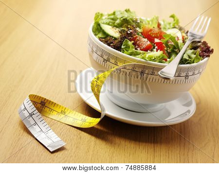 Mixed Salad for Healthy Eating
