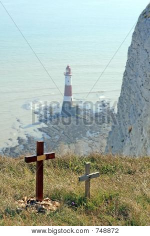Beachy Head England - Suicide capital of europe