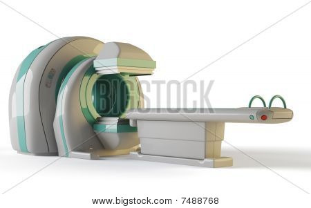 Tomógrafo de ressonância magnética