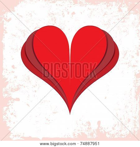 Vector Love Heart
