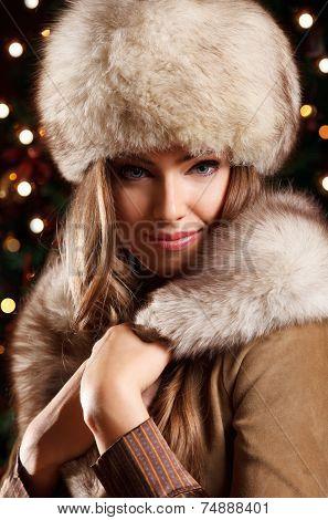 Beautiful Wealthy Woman