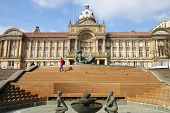 picture of west midlands  - Birmingham Council House at Victoria Square - JPG