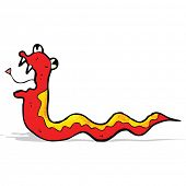 picture of cobra  - cartoon cobra - JPG