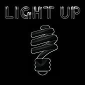 black light up poster