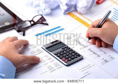 Financial Analyzing