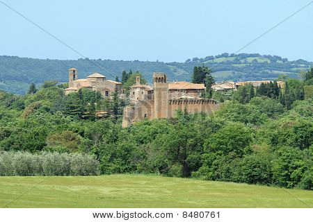 tuscan idyll