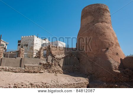 Rout Castle's Fortifications, Tarout Island, Saudi Arabia