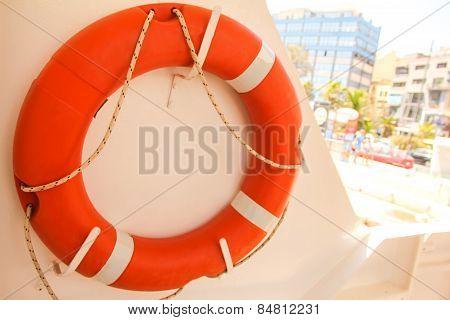 Orange Lifeline