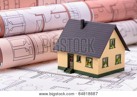 planning for house building