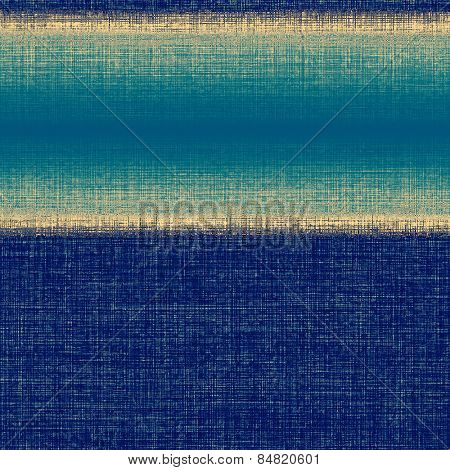 Abstract distressed grunge background. With different color patterns: yellow (beige); blue; cyan
