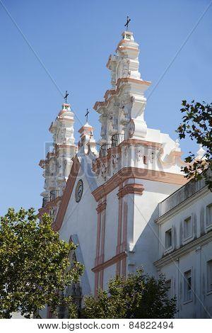 Parroquia De Nuestra Senora Del Carmen Y Santa Teresa, Cadiz