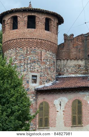 Molare (alessandria), Castle