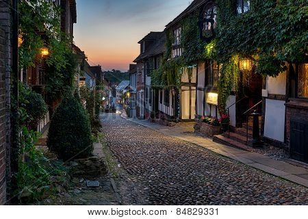 Beautiful Cobble Street