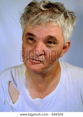Crazy Dirty Senior Man