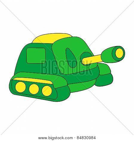 Children's toys : tank