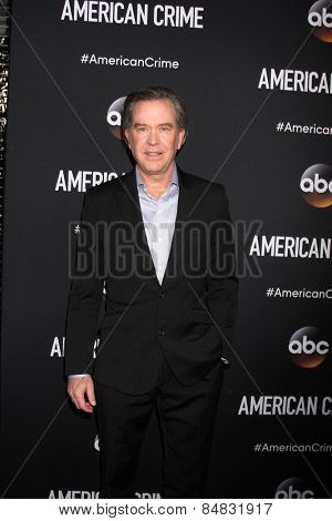 LOS ANGELES - FEB 28:  Timothy Hutton at the