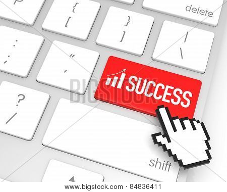 Success Enter Key
