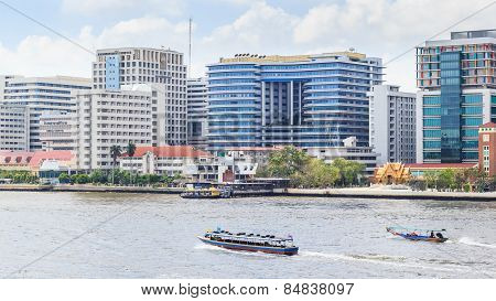 Siriraj Hospital Is The First Hospital And Medical Shool In Thailand