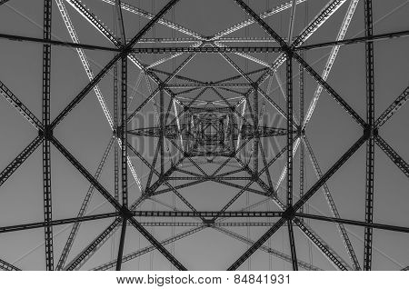 High Voltage Post.high-voltage Tower