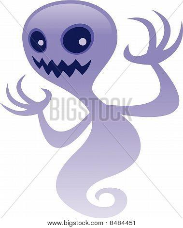 Ghost sorridente