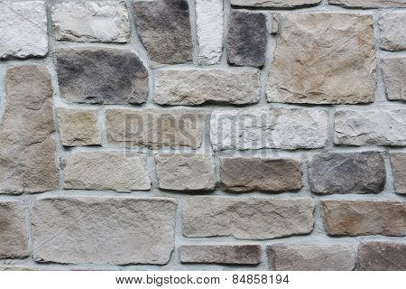 Exposed Masonry