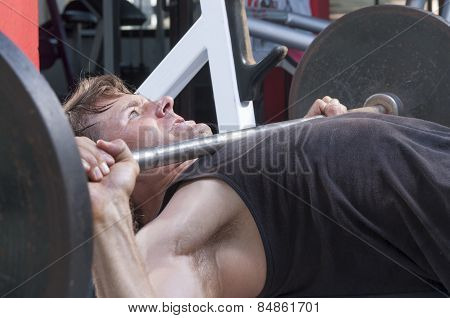 Heavy Bench Press