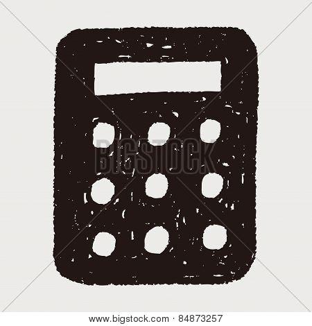 Doodle Calculator